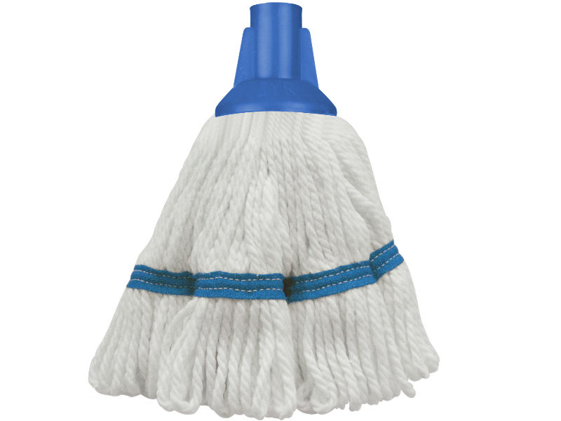 Hygiene Mop Head Blue 200g