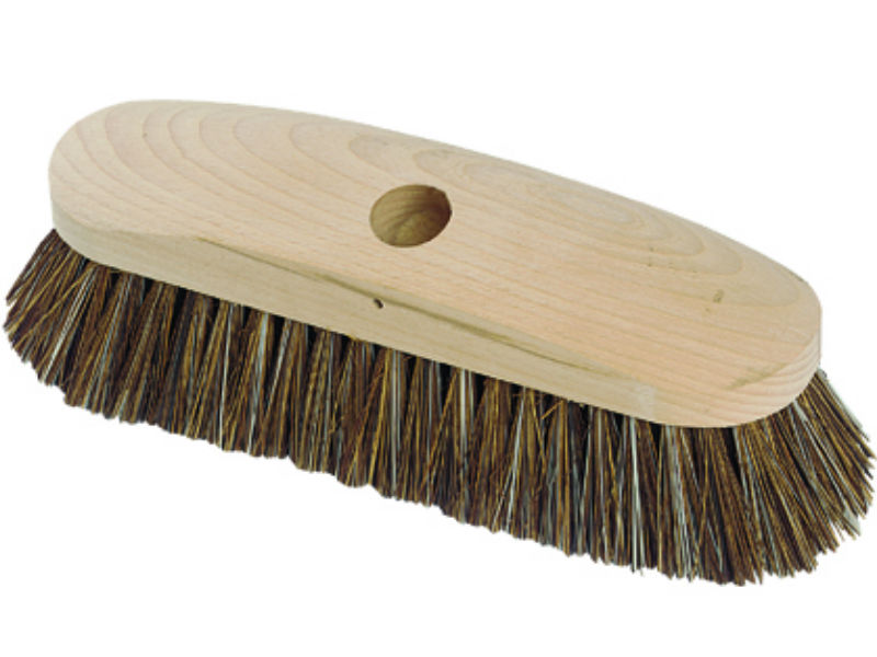 Deck Scrubber and Handle